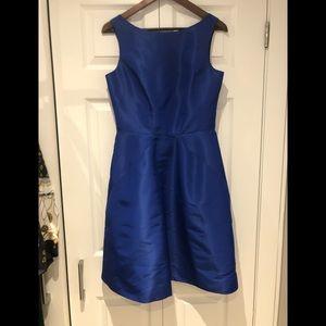Dresses & Skirts - Monique Lhulliier/Cobalt Blue/100% Silk/Dress/S10